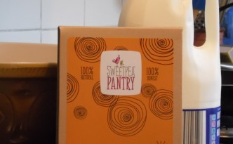 Sweetpea Pantry Grainy Brainy Pancakes Mix