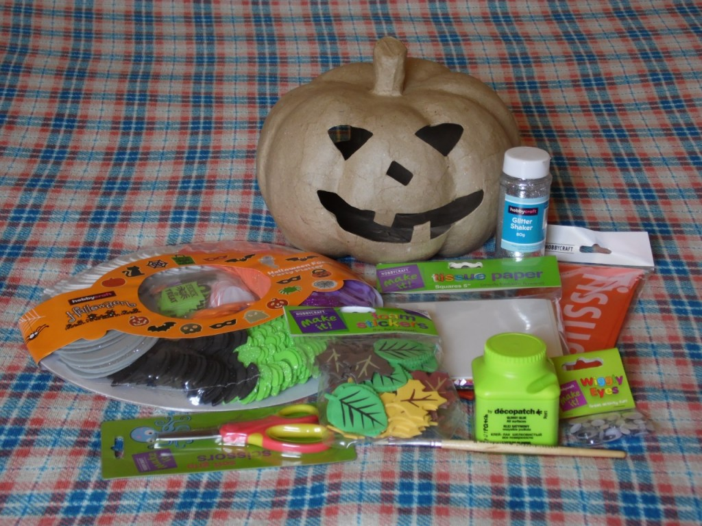 Halloween Kids' Craft