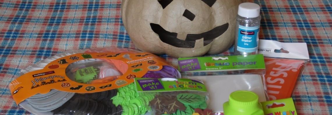 Halloween Kids' Craft