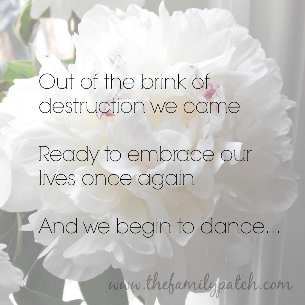 Begin to Dance