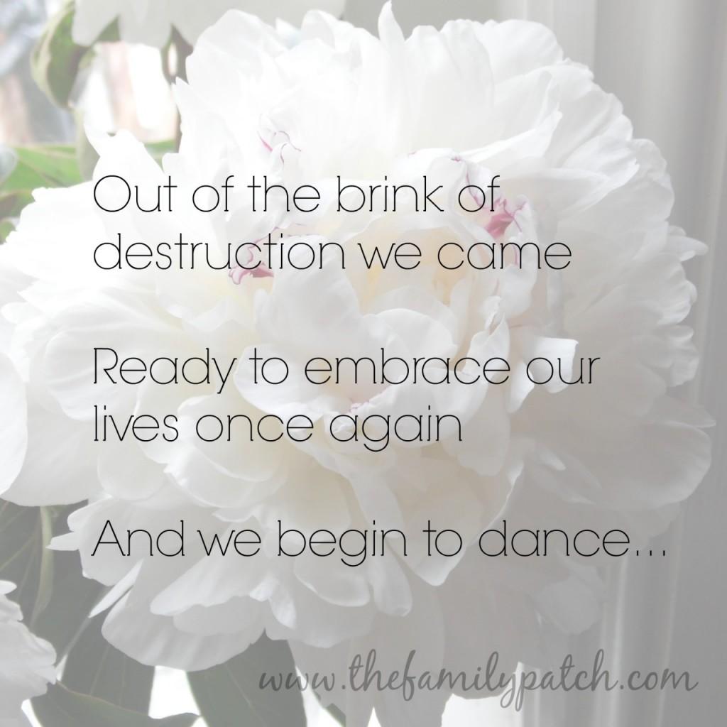 Begin to Dance