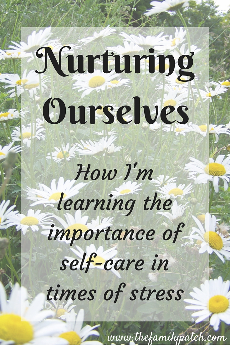 Nurturing Ourselves Importance of Self Care During Times of Stress