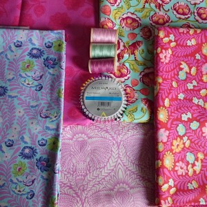 Fabrics from Coats Crafts