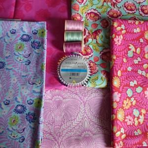 Fabrics from Coats Crafts