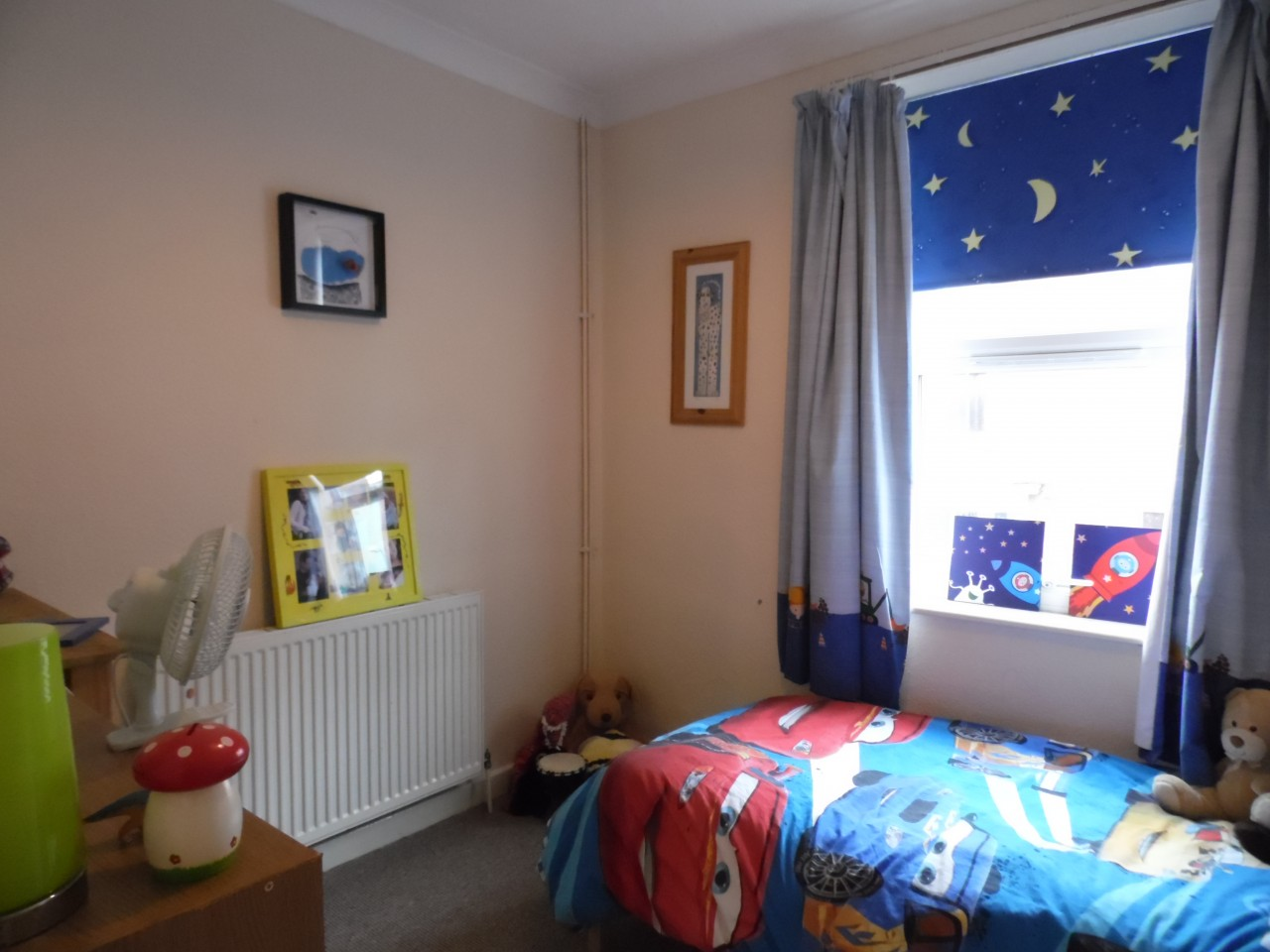 Personalising a Small Bedroom