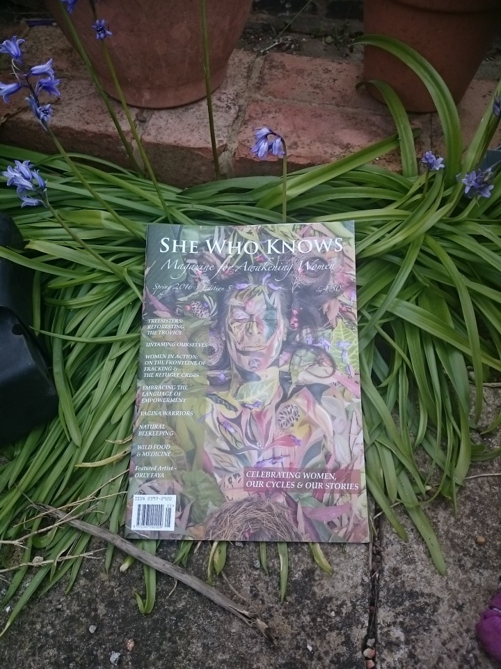 She Who Knows Magazine Gift