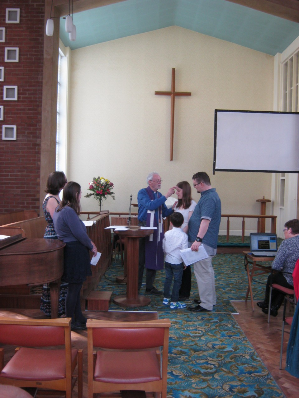 Being Baptised as an Adult