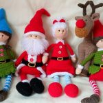 Advent at The North Pole Characters